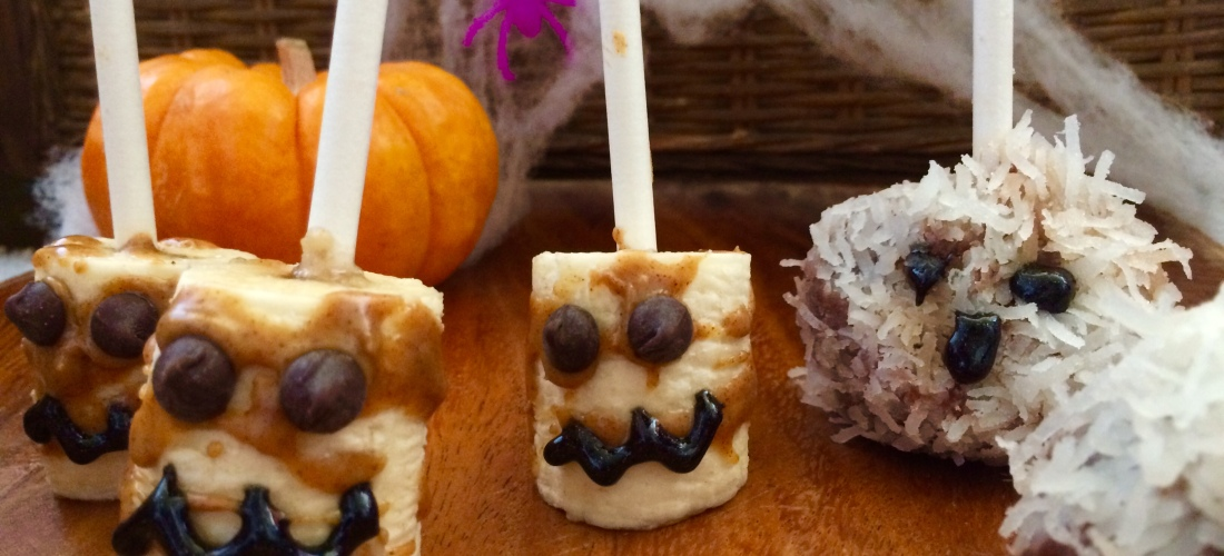 banana zombies and coconut ghosts