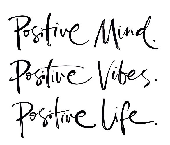 positive life quote