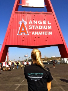 looking at anaheim's walk for the cure