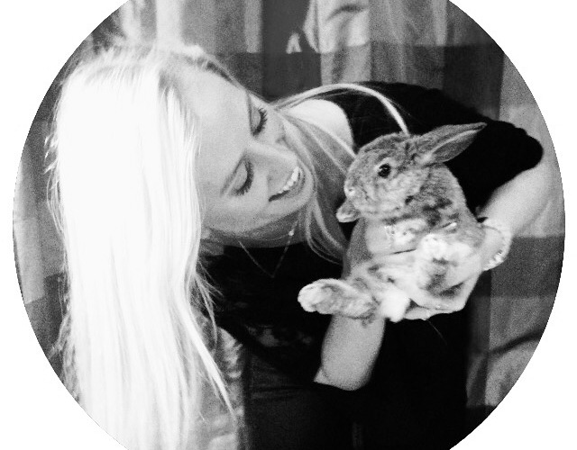 My bunny and I
