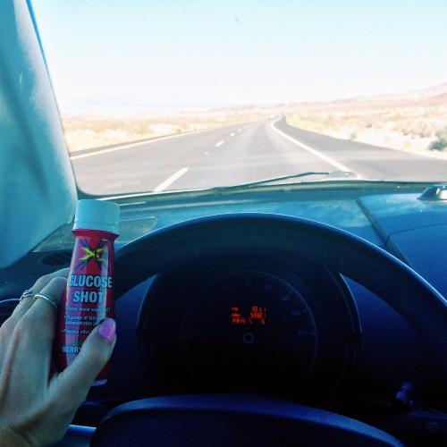 diabetic driving
